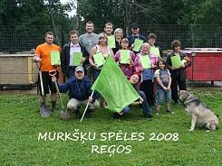 Murkšķu spēles 2008